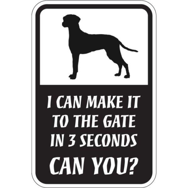 画像1: CAN YOU?マグネットサイン:ダルメシアン (1)