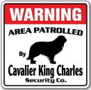 WARNING 犬の警告看板 セキュリティー パトロール サインボード